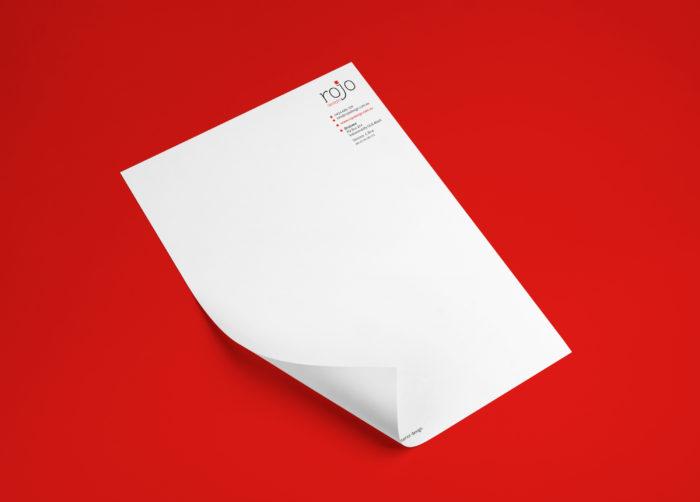 Design a Letterhead